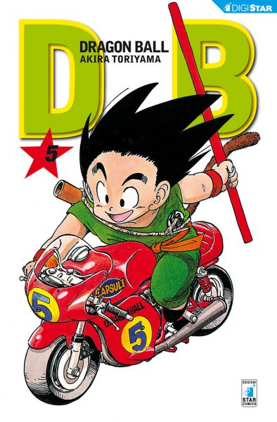 Dragon Ball 05