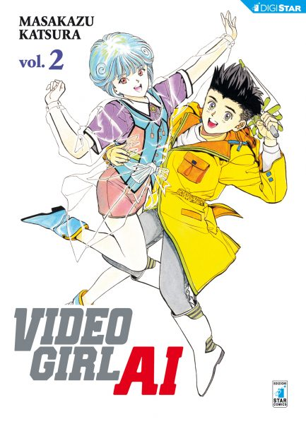 Video Girl AI 02