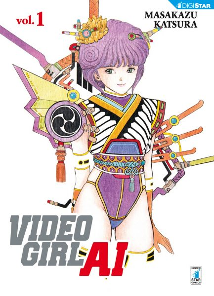 Video Girl AI 01