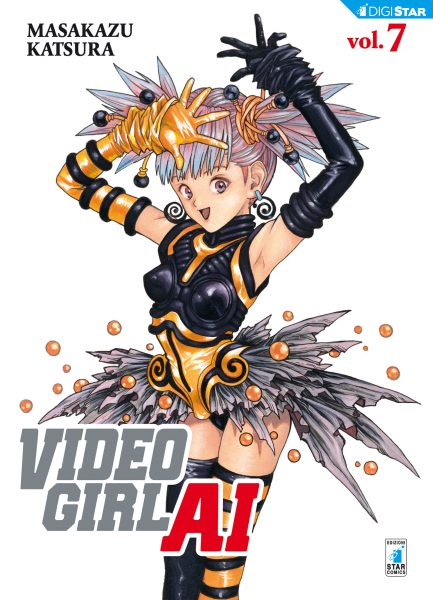 Video Girl AI 07