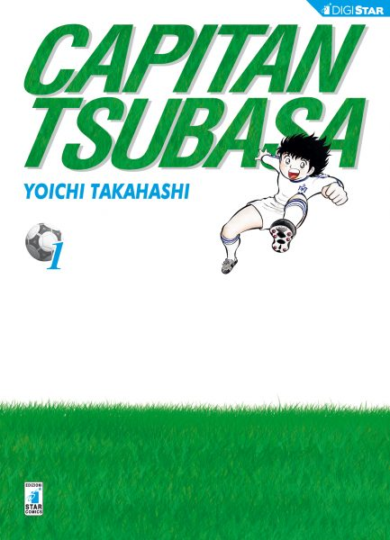 Capitan Tsubasa New Edition 01