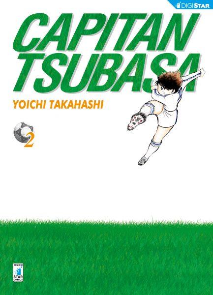 Capitan Tsubasa New Edition 02