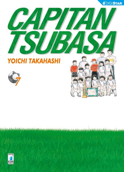 Capitan Tsubasa New Edition 7