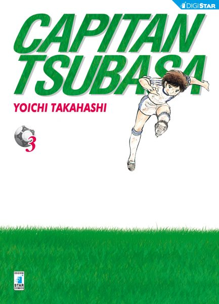 Capitan Tsubasa New Edition 03