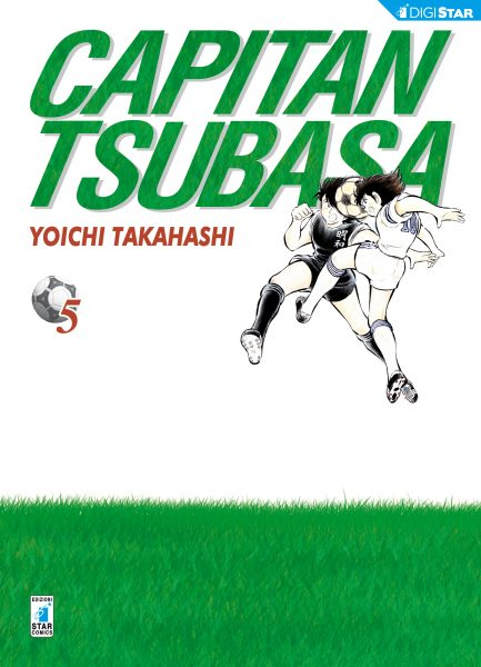 Capitan Tsubasa New Edition 05