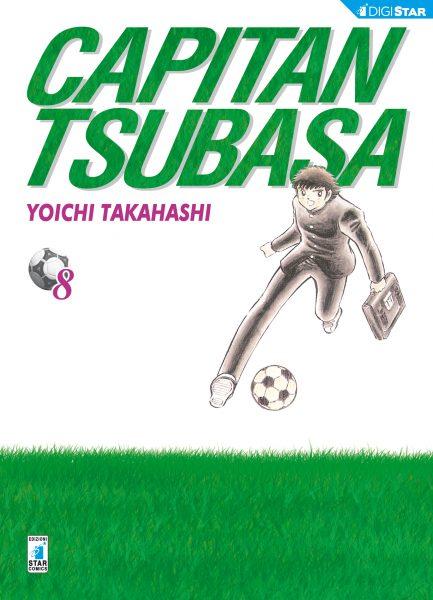 Capitan Tsubasa New Edition 08