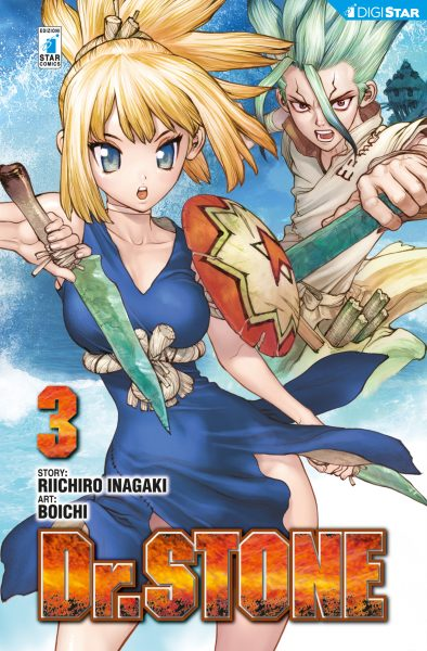 Dr.Stone 03