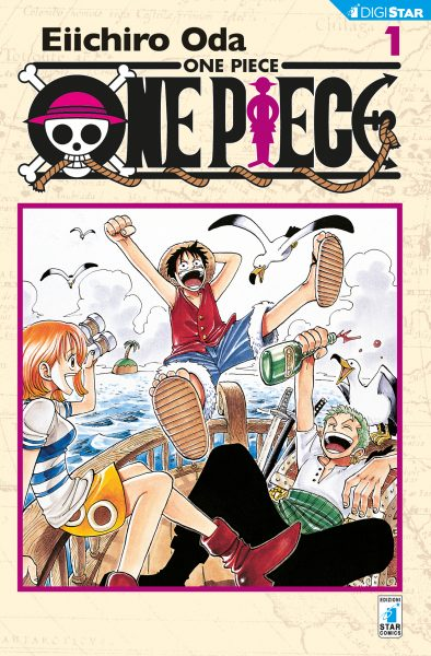 One Piece New Edition 01