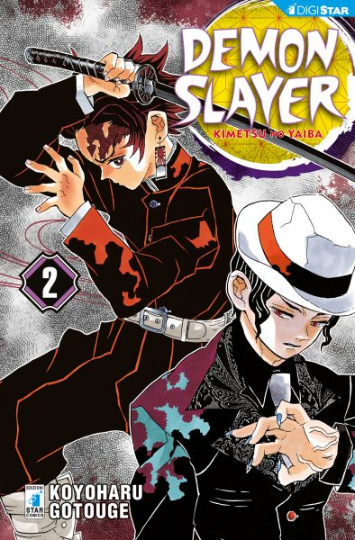 Demon Slayer – Kimetsu no yaiba 02