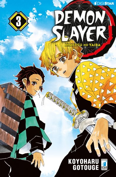 Demon Slayer – Kimetsu no yaiba 03