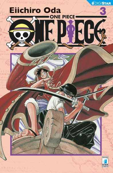 One Piece New Edition 03