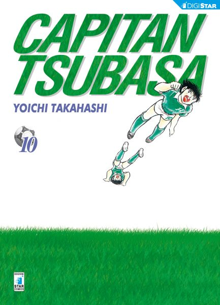 Capitan Tsubasa New Edition 10