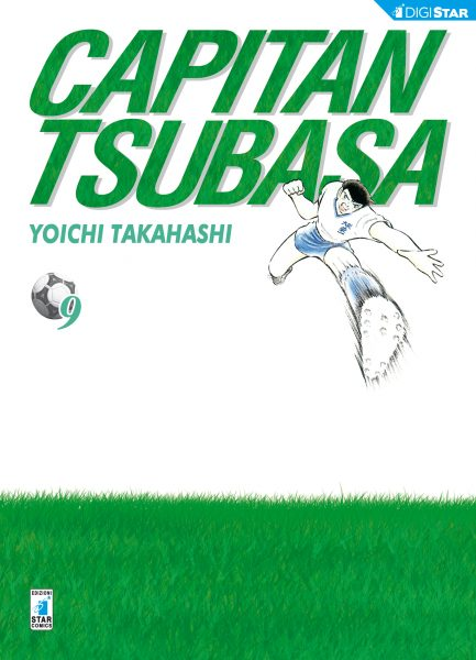 Capitan Tsubasa New Edition 9