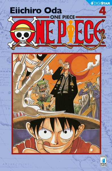 One Piece New Edition 04